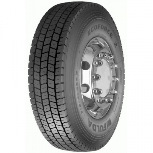 315/80 R22.5 Fulda ECOFORCE 2+ 3PSF